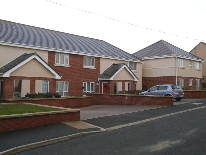 New Build Dwellings St Marys Avenue Port St Mary For